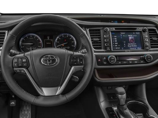 2016 Toyota Highlander Limited V6 >> 2016 Toyota Highlander Limited Platinum V6 Awd
