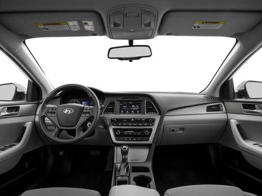 2017 Hyundai Sonata Base In Rochester Mn Motor Cars