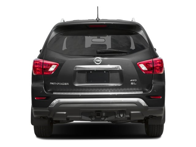 2017 Nissan Pathfinder Sv 3rd Row Seat In Rochester Mn Motor Cars