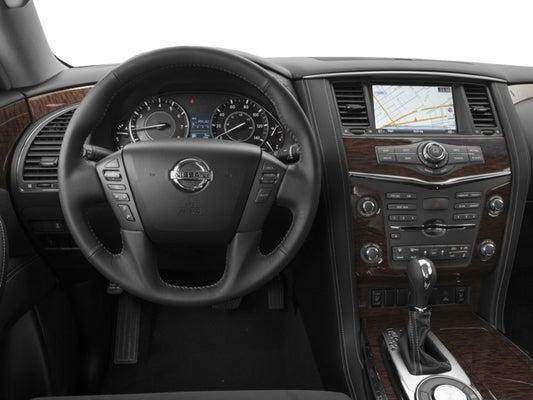 2017 Nissan Armada Sv In Rochester Mn Motor Cars