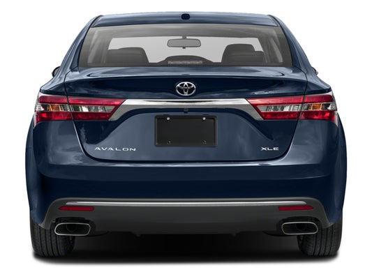 2018 Toyota Avalon Xle Plus Fwd In Rochester Mn Motor Cars