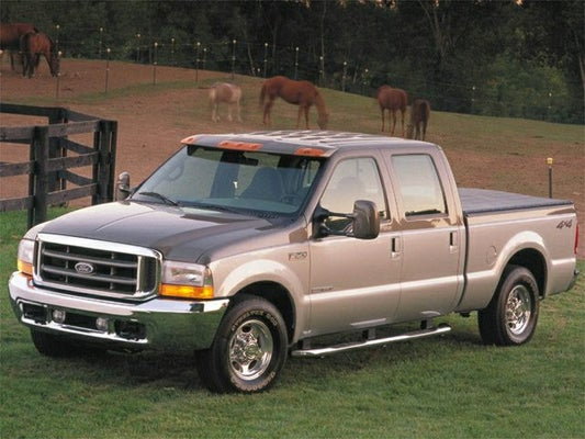 2003 ford f350 dually tire size