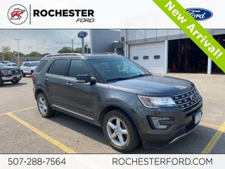 2016 Ford Explorer Xlt Clearance Special In Rochester Mn Motor Cars