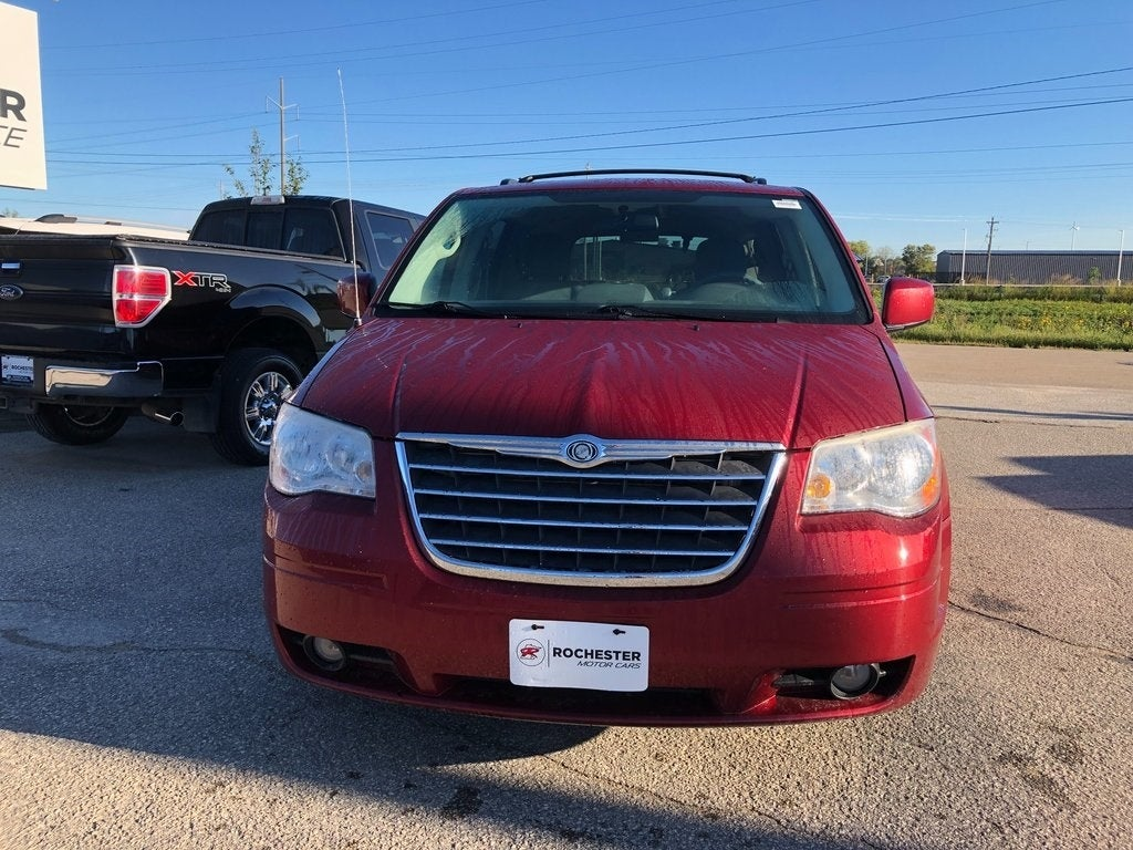 Used 2010 Chrysler Town & Country Touring Plus with VIN 2A4RR5D14AR373881 for sale in Rochester, Minnesota