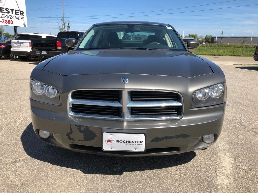 Used 2010 Dodge Charger SXT with VIN 2B3CK3CV1AH223811 for sale in Rochester, Minnesota