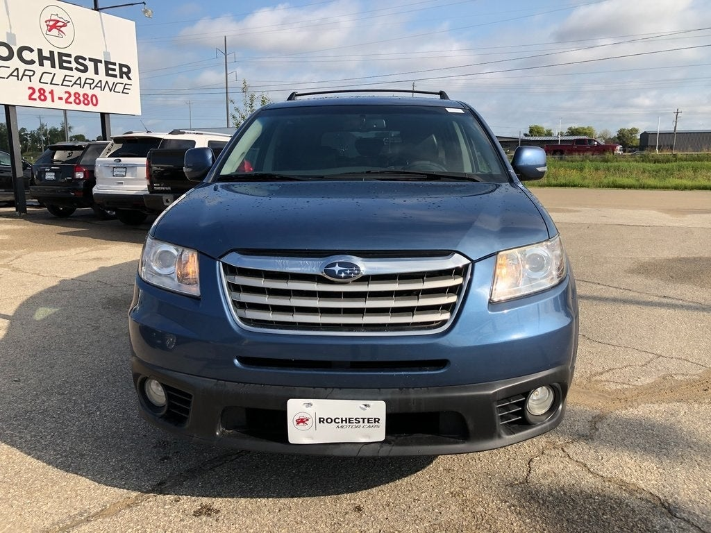 Used 2009 Subaru Tribeca Special Edition with VIN 4S4WX97D694405543 for sale in Rochester, Minnesota