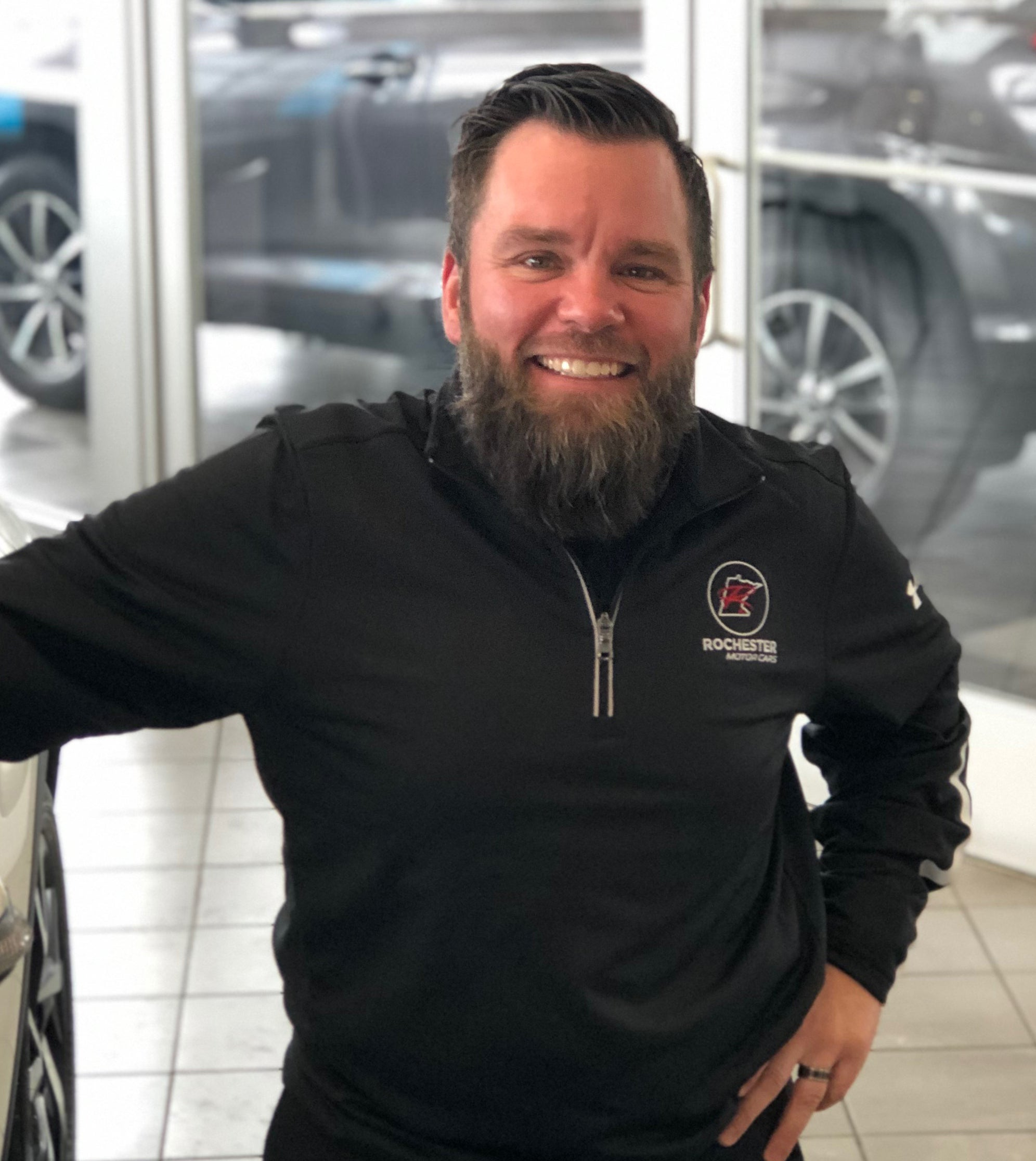 Rochester Motor Cars Staff